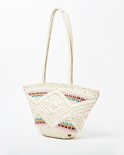 5 Summer Lovin - Straw Bag for Women Beige T9BG02BIS0 Billabong