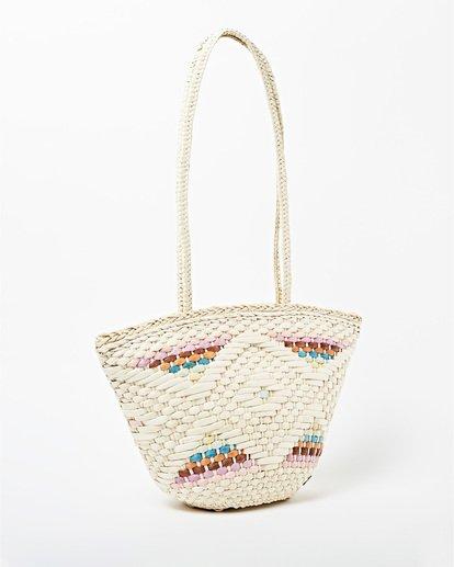 6 Summer Lovin - Straw Bag for Women Beige T9BG02BIS0 Billabong