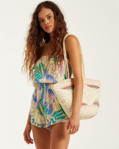 2 Summer Lovin - Bolso de paja para Mujer Beige T9BG02BIS0 Billabong