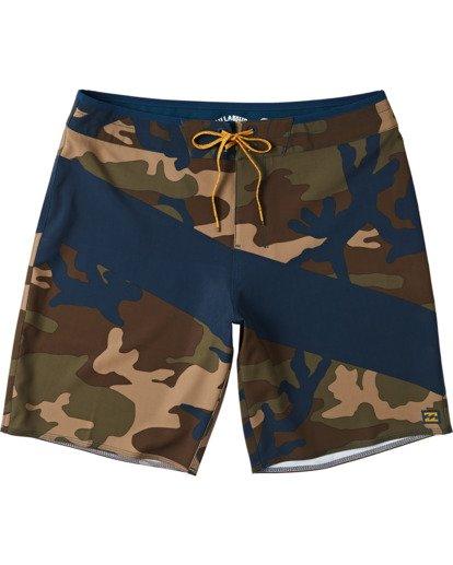 4 T Street Airlite - Boardshorts para Hombre Camo U1BS01BIF0 Billabong