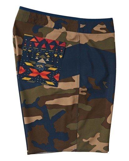 9 T Street Airlite - Boardshorts para Hombre Camo U1BS01BIF0 Billabong