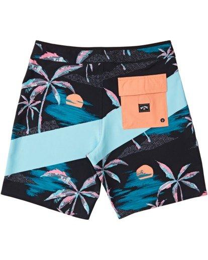 7 T Street Airlite - Boardshorts para Hombre Azul U1BS01BIF0 Billabong