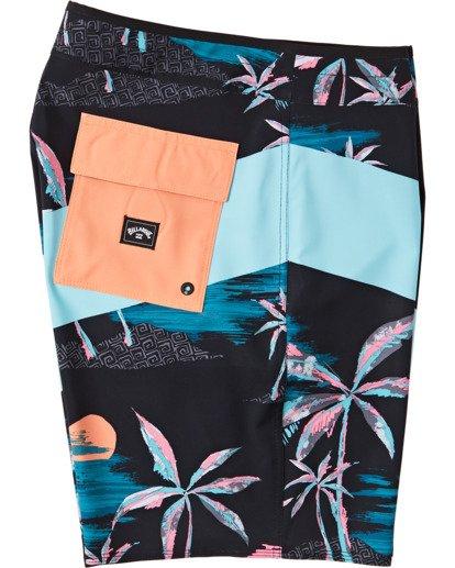 6 T Street Airlite - Boardshorts para Hombre Azul U1BS01BIF0 Billabong