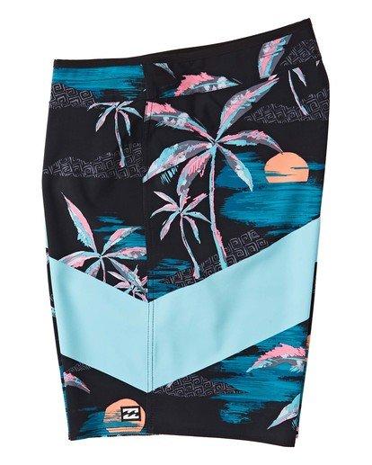 8 T Street Airlite - Boardshorts para Hombre Azul U1BS01BIF0 Billabong
