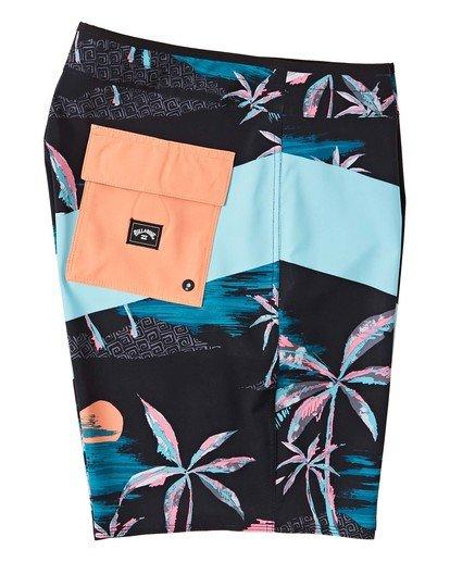 9 T Street Airlite - Boardshorts para Hombre Azul U1BS01BIF0 Billabong