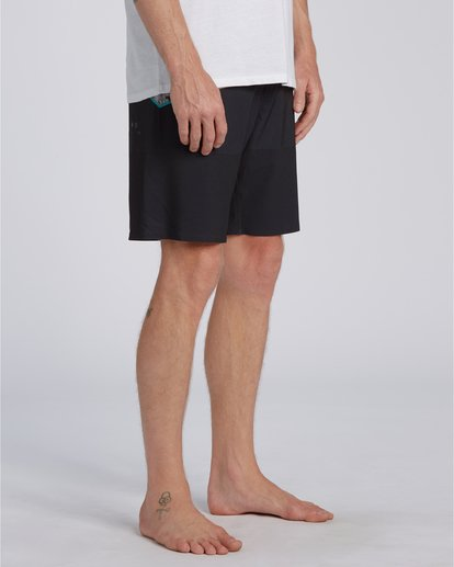 2 Fifty50 Airlite Plus - Boardshorts para Hombre Gris U1BS04BIF0 Billabong