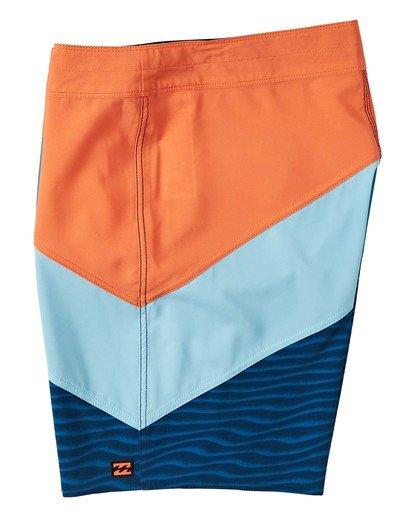 2 T-Street Pro - Boardshort für Männer Blau U1BS05BIF0 Billabong