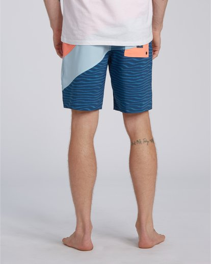 7 T-Street Pro - Boardshort für Männer Blau U1BS05BIF0 Billabong