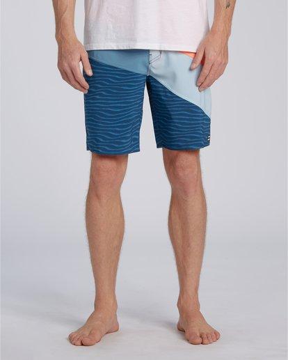 4 T-Street Pro - Boardshort für Männer Blau U1BS05BIF0 Billabong