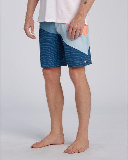 6 T-Street Pro - Boardshort für Männer Blau U1BS05BIF0 Billabong