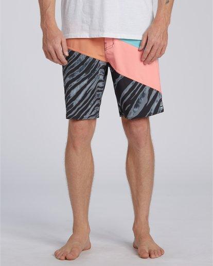 4 T-Street Pro - Board Shorts for Men Multicolor U1BS05BIF0 Billabong