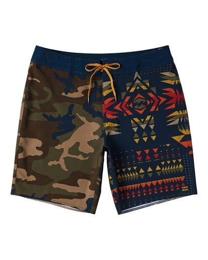 4 Sundays Interchng Pro - Boardshort pour Homme Orange U1BS07BIF0 Billabong