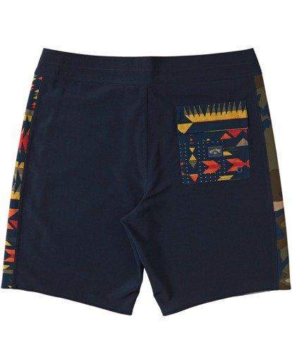 4 D Bah Pro - Boardshorts para Hombre  U1BS08BIF0 Billabong