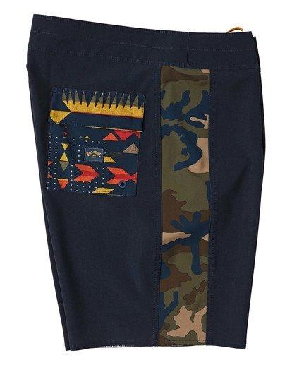 6 D Bah Pro - Boardshorts para Hombre  U1BS08BIF0 Billabong