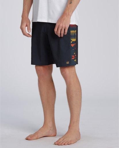 2 D Bah Pro - Boardshorts para Hombre  U1BS08BIF0 Billabong