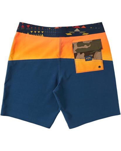 7 Fifty50 Pro - Boardshort pour Homme Orange U1BS09BIF0 Billabong