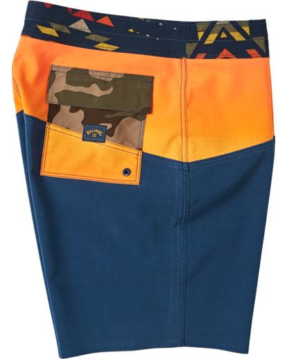 6 Fifty50 Pro - Boardshort pour Homme Orange U1BS09BIF0 Billabong