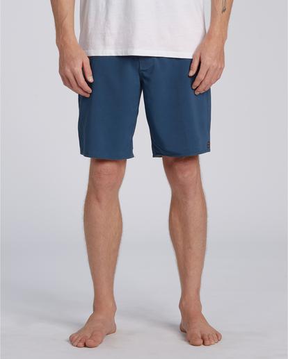 0 Fifty50 Pro - Boardshort pour Homme Orange U1BS09BIF0 Billabong