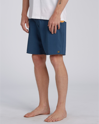 3 Fifty50 Pro - Boardshort pour Homme Orange U1BS09BIF0 Billabong