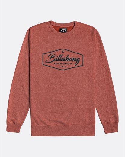 0 Trademark - Sweatshirt für Männer  U1CR02BIF0 Billabong