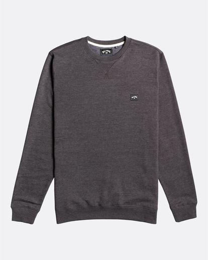 0 All Day - Sweatshirt für Männer Schwarz U1FL01BIF0 Billabong