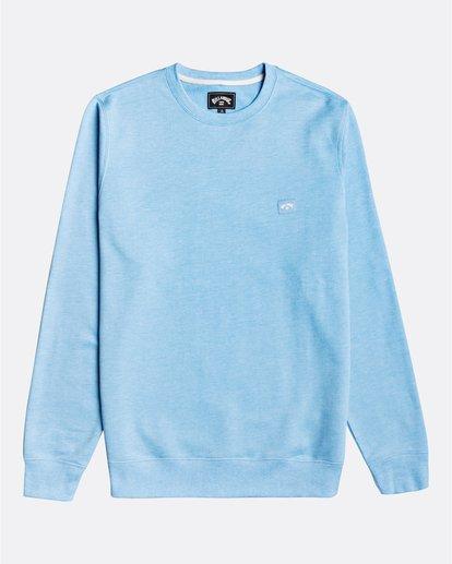 0 All Day - Sweatshirt for Men Blue U1FL03BIF0 Billabong