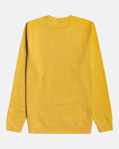 1 All Day - Sweatshirt for Men Yellow U1FL03BIF0 Billabong