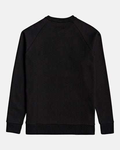 1 Original Arch - Sweatshirt for Men Black U1FL06BIF0 Billabong