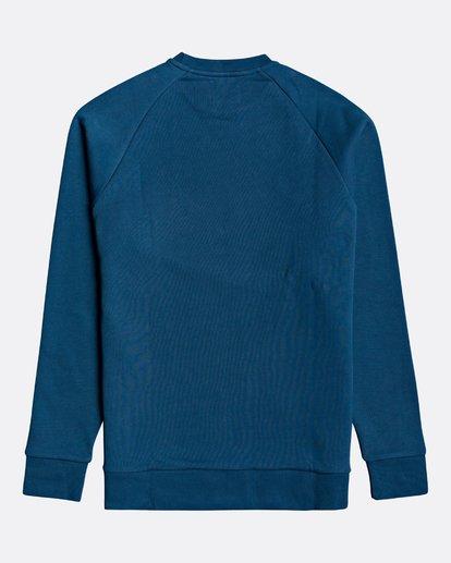 1 Original Arch - Sweat pour Homme Bleu U1FL06BIF0 Billabong