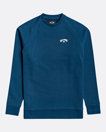 0 Original Arch - Sweatshirt for Men Blue U1FL06BIF0 Billabong