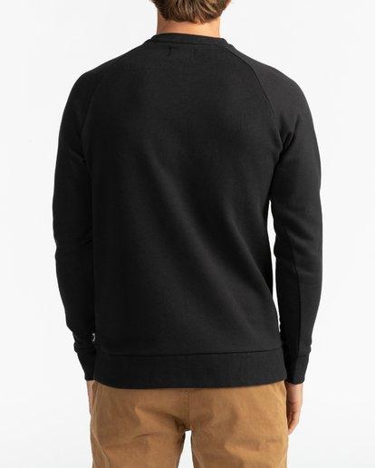 5 Original Arch - Sweatshirt for Men Black U1FL06BIF0 Billabong