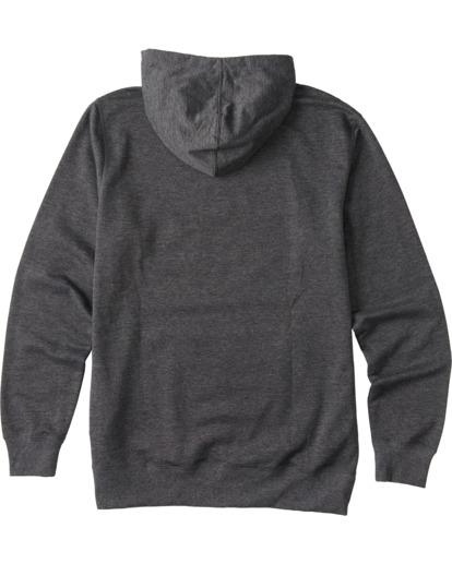 1 All Day - Sudadera con capucha para Hombre Negro U1FL09BIF0 Billabong