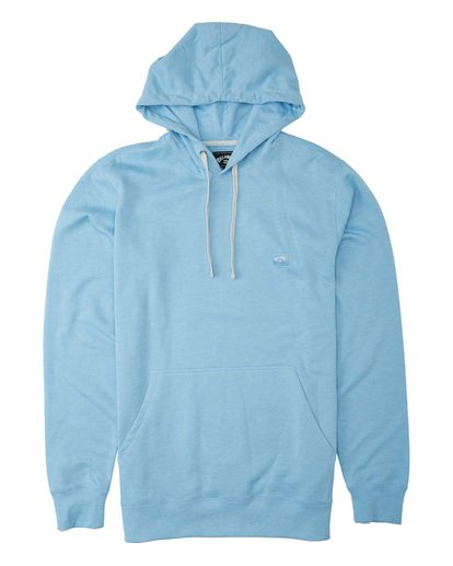4 All Day - Hoodie for Men Blue U1FL10BIF0 Billabong