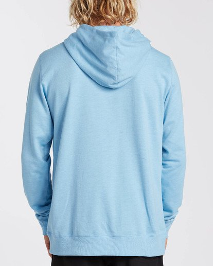 1 All Day - Sweat à capuche pour Homme Bleu U1FL10BIF0 Billabong