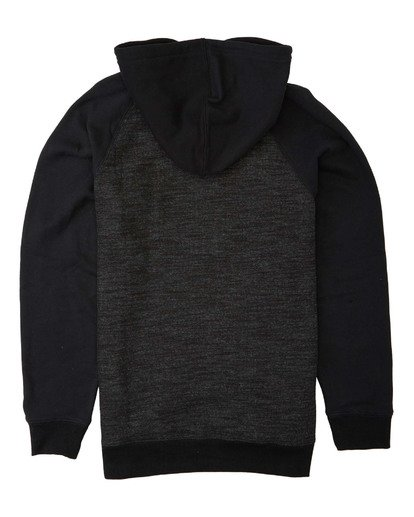 1 Balance - Hoodie for Men Black U1FL11BIF0 Billabong