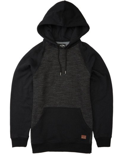 0 Balance - Hoodie for Men Black U1FL11BIF0 Billabong