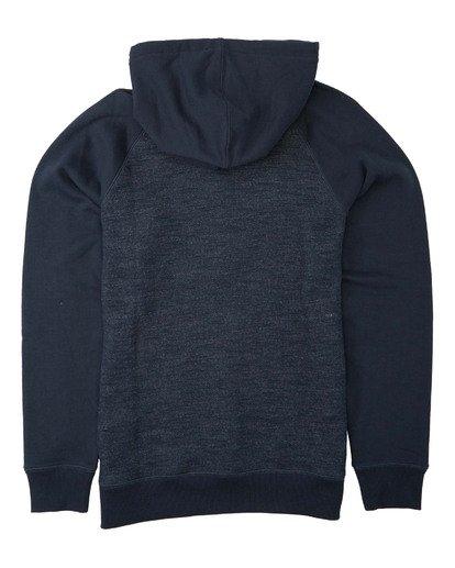 1 Balance - Sudadera con capucha para Hombre Azul U1FL11BIF0 Billabong