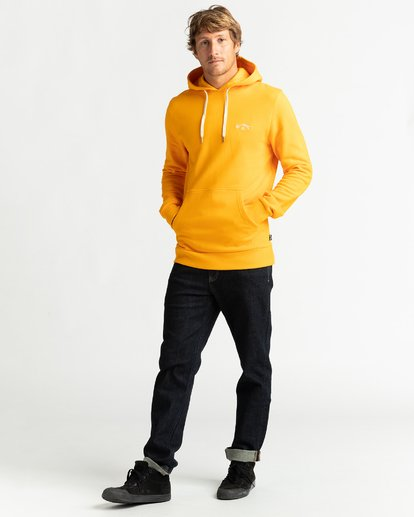 4 Original Arch - Hoodie for Men  U1FL13BIF0 Billabong