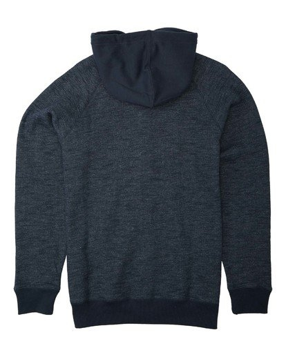 1 Balance Zip - Sudadera con capucha para Hombre Azul U1FL23BIF0 Billabong
