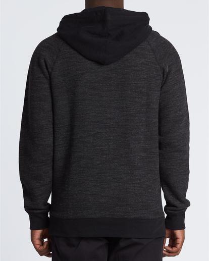 2 Balance Zip - Sweat à capuche pour Homme Noir U1FL23BIF0 Billabong