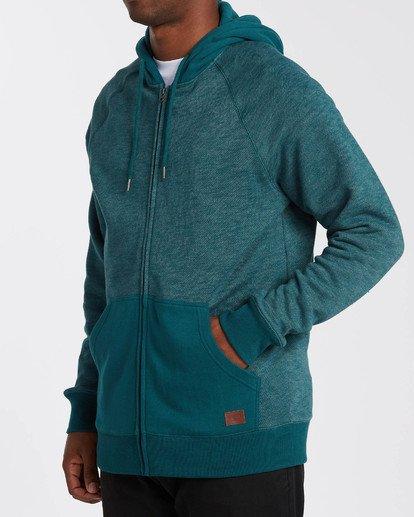 3 Balance Zip - Sudadera con capucha para Hombre  U1FL24BIF0 Billabong