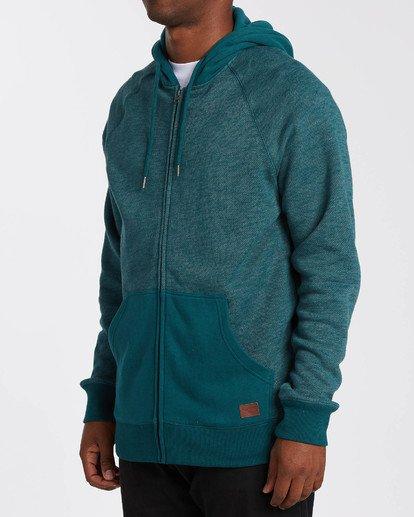 2 Balance Zip - Sudadera con capucha para Hombre  U1FL24BIF0 Billabong