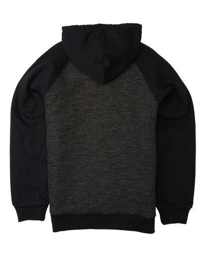 1 Balance Sherpa - Sudadera con capucha para Hombre Negro U1FL26BIF0 Billabong