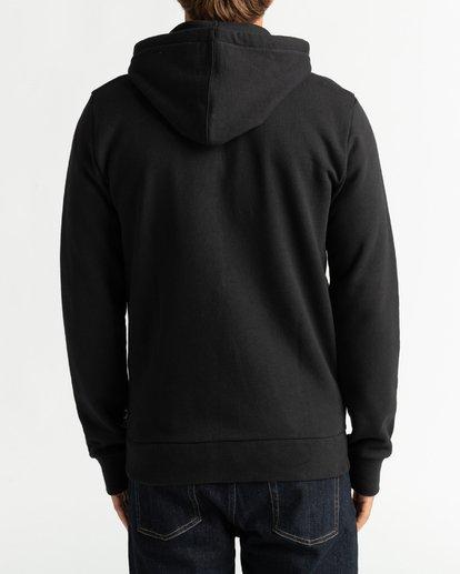 5 Original Arch - Sudadera con capucha para Hombre Negro U1FL27BIF0 Billabong