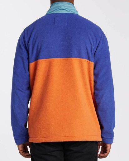 1 Adventure Division Collection Boundary Mock Lite - Mock Neck Fleece for Men  U1FL29BIF0 Billabong