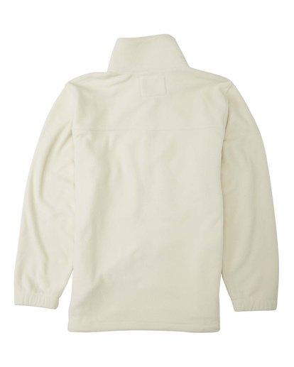 6 Adventure Division Collection Canyon Half - Half-Zip Fleece for Men Grey U1FL33BIF0 Billabong
