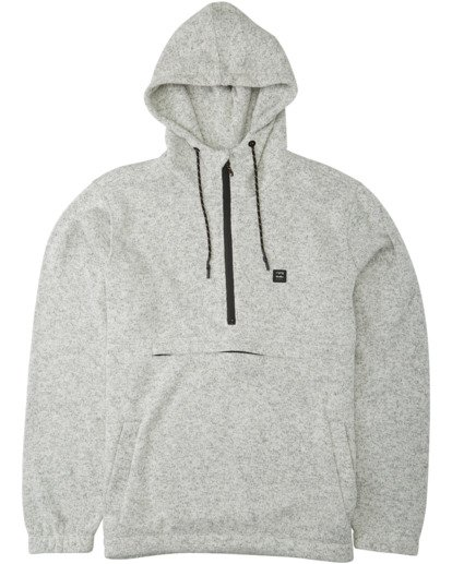 0 Adventure Division Collection Boundary - Hoodie for Men Grey U1FL34BIF0 Billabong