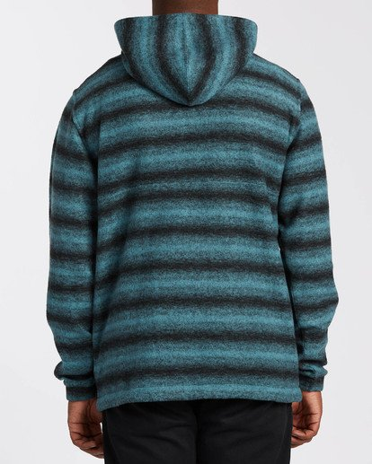 1 Adventure Division Collection Boundary Stripe - Sudadera con capucha para Hombre  U1FL39BIF0 Billabong