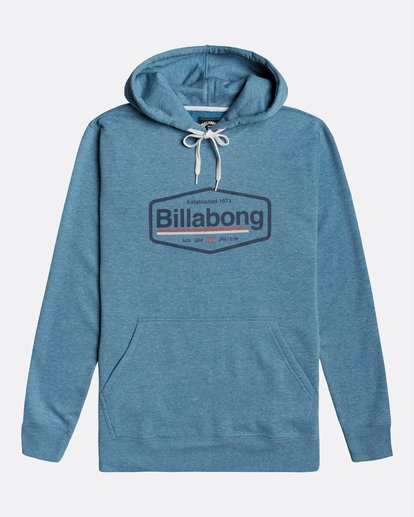 0 Montana - Hoodie for Men Blue U1HO01BIF0 Billabong