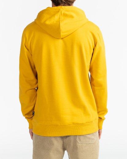 5 Cruiser Stripe - Sudadera con capucha para Hombre Amarillo U1HO04BIF0 Billabong